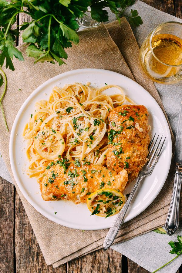Chicken francese an italian american classic recipe pinterest when my mom first came to america in the 1980s the world of western food forumfinder Gallery