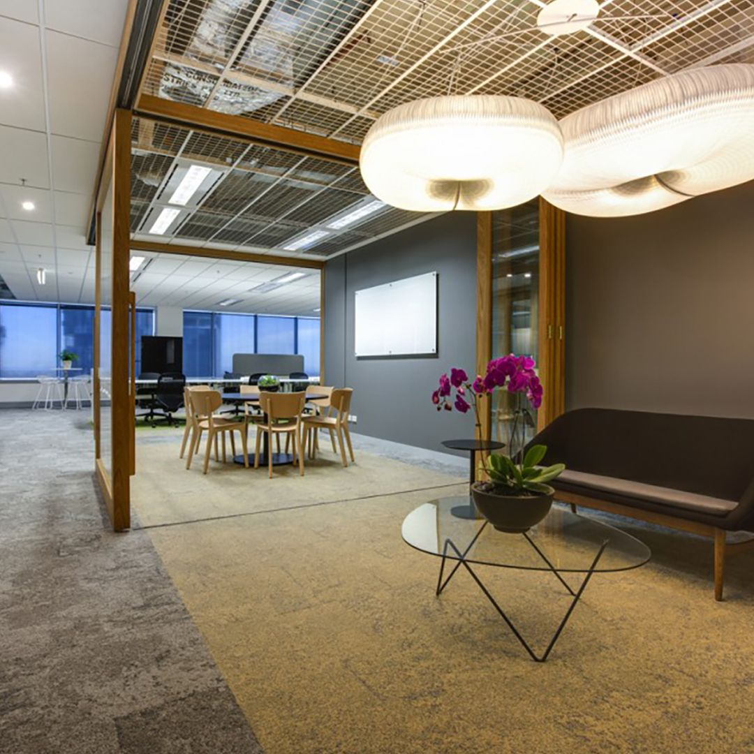 small office building designs inspiration small urban. A Project By Sydney\u0027s SUMU Design. Neutral Shades Of Urban Retreat Carpet In Small Meeting · Library InspirationOffice Office Building Designs Inspiration
