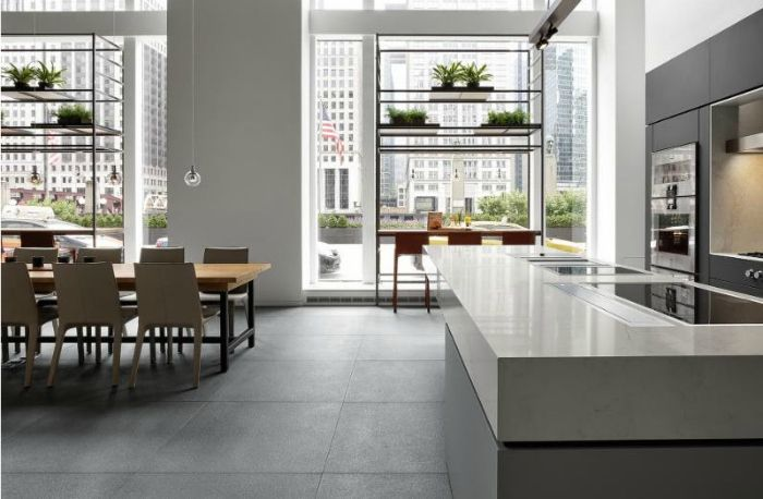 Kitchen  Gaggenau Unveils Flagship Showroom In Chicago  Kitchen Amazing Chicago Kitchen Design Decorating Design