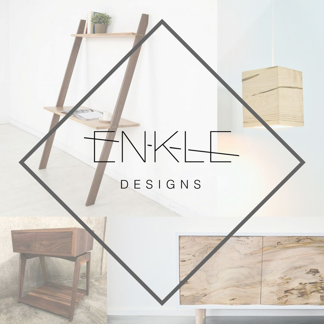 Enkle Designs Is A Small Furniture Business Located In Raleigh North Carolina We Specialize Custom Inspired By Scandinavian Design From Both