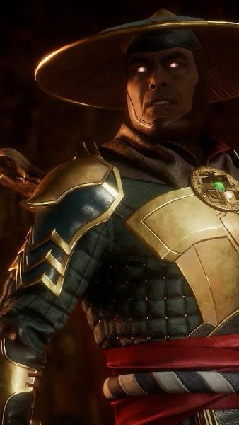 Raiden Mortal Kombat 11 4k 3840x2160 Wallpaper Raiden Mortal