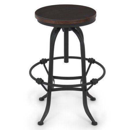 Fantastic Belleze Adjustable Height Swivel Bar Stool Walmart Com Unemploymentrelief Wooden Chair Designs For Living Room Unemploymentrelieforg