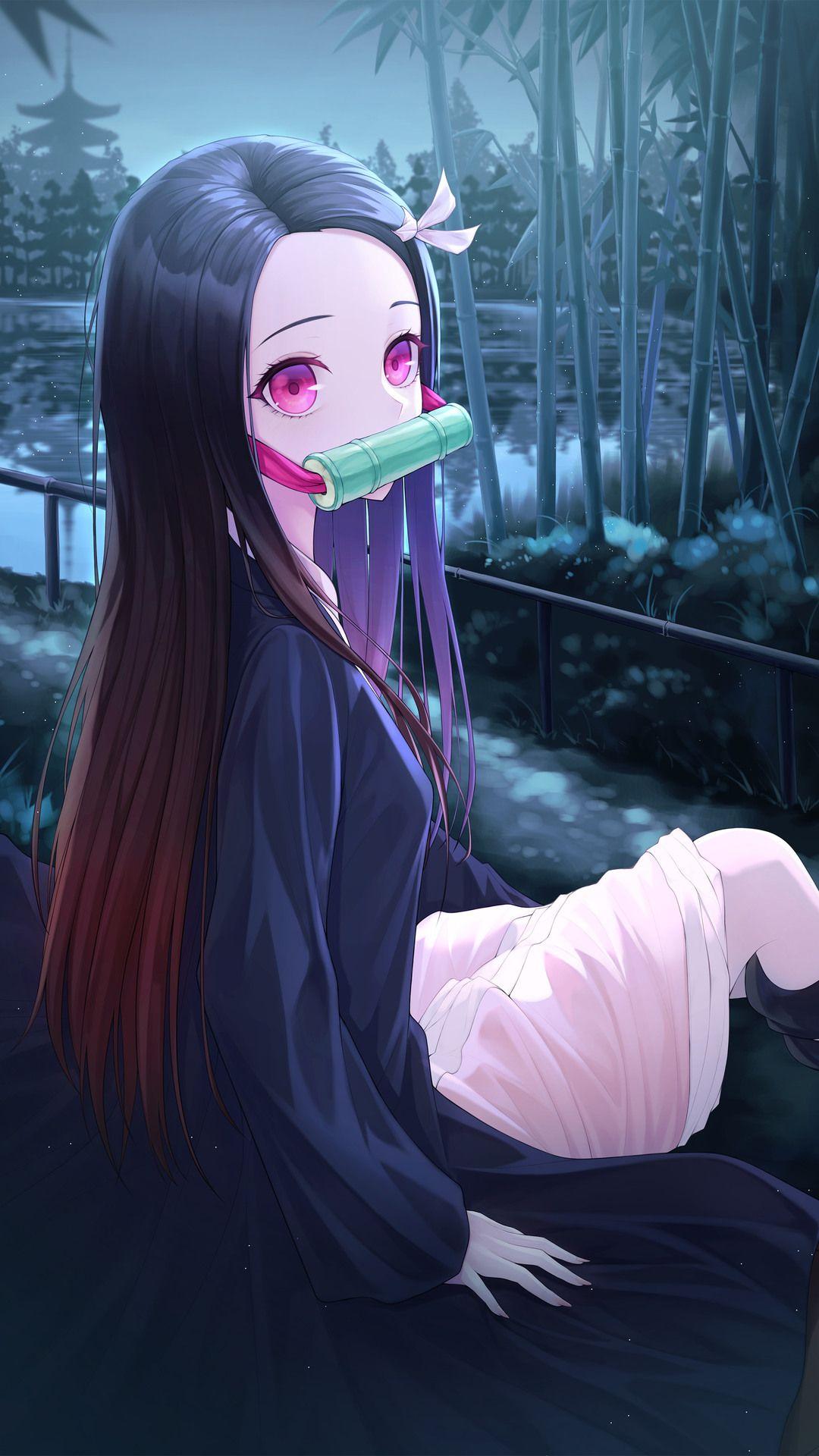 Kamado Nezuko Wallpaper Hình ảnh, Anime, Hoạt hình