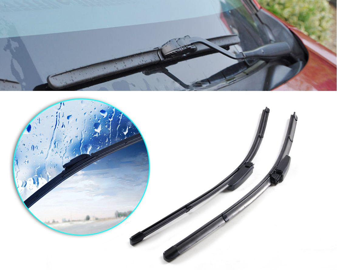 Dwcx 22 22 Frameless Steel Rubber Rain Window Windshield Wiper Blade For Audi A4 B6 1 8t B7 2 0t A6 Rs4 B7 S Windscreen Wipers Wiper Blades Windshield Wipers