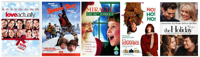 Holiday Movie Guide What Websites you can Stream all of