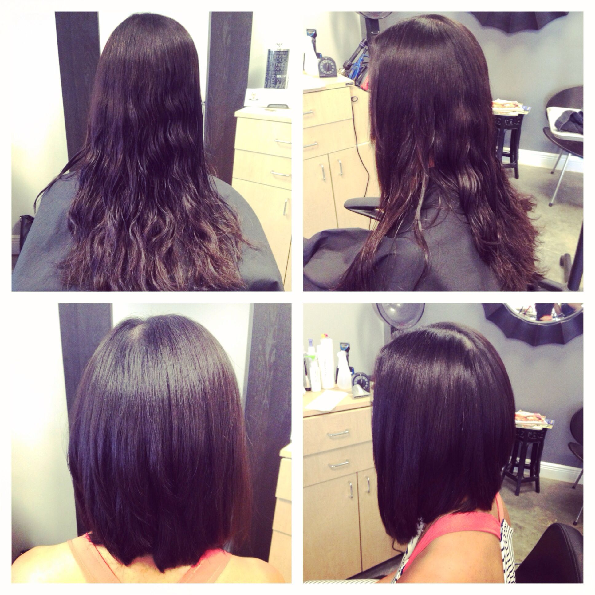 Long inverted bob So cute  Hair u Beauty  Pinterest  Long