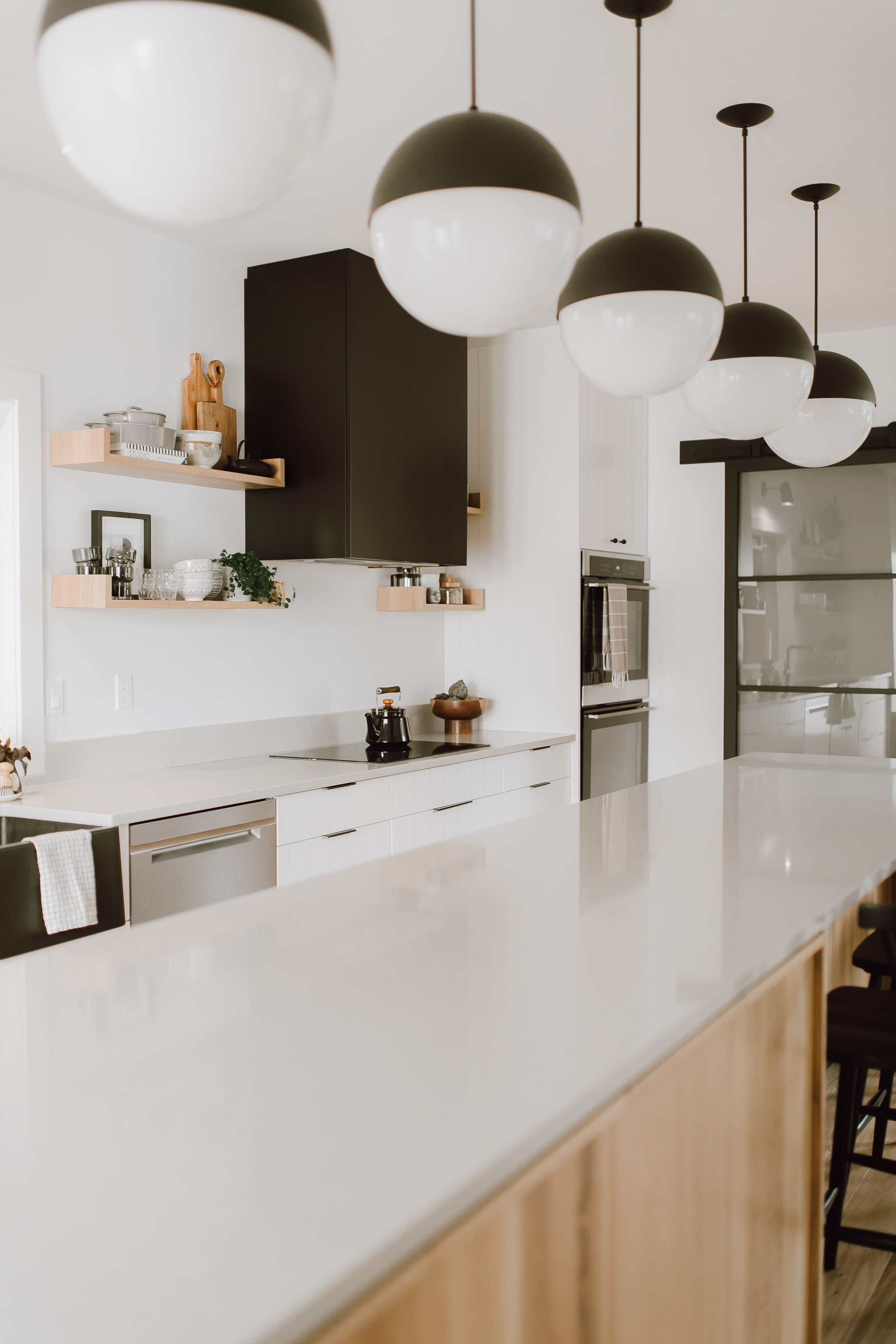 Tour A Winnipeg Before And After Inspired By Scandinavian Design Contemporary Kitchen Kitchen Design Decor Cheap Kitchen Remodel