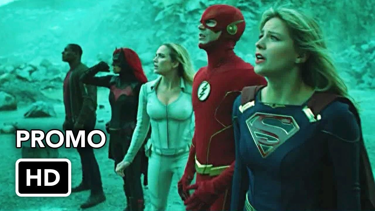 Arrow S08e08 Crisis On Infinite Earths Part Four Promo Trailer Infinite Earths Fantasy Tv Shows Superman News