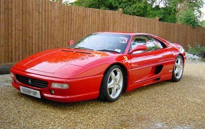 Ferrari Used Auto For Sales Ferrari Pontiac Fiero La Ferrari