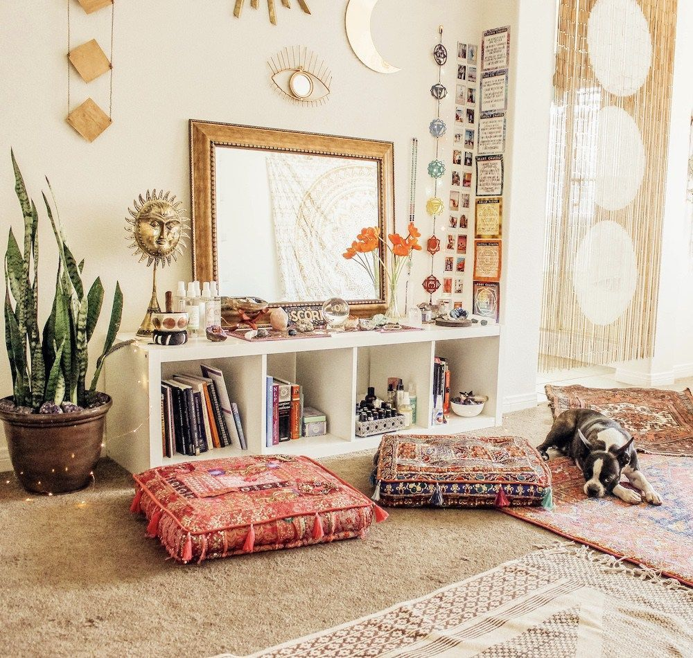 TAKE A TOUR IN THIS MODERN BOHO CHIC CONDO IN TORONTO
