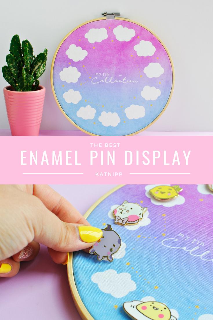 Enamel Pin Collection   Enamel Pin Board   Enamel Pin