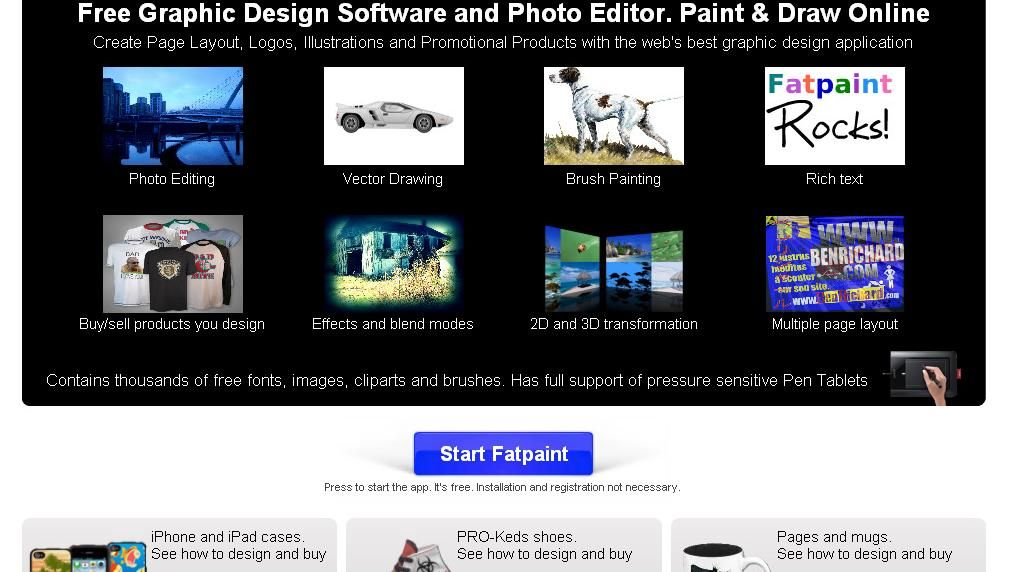 Fatpaint Features Http Www Fatpaint Com En Free Online Photo Editing Graphic Desig Free Graphic Design Software Free Graphic Design Graphic Design Software
