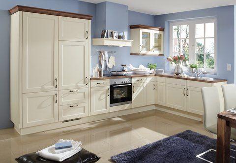 Serie Landhaus / Einbauküchen / Küchenmöbel / Möbel von A-Z / Möbel - farben für küchenwände