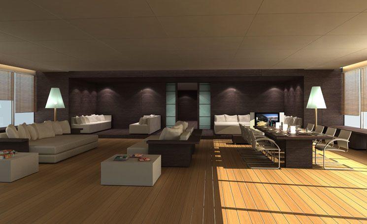 Le Grand Bleu Yacht Profile Pastrovich Studio Yacht Designers