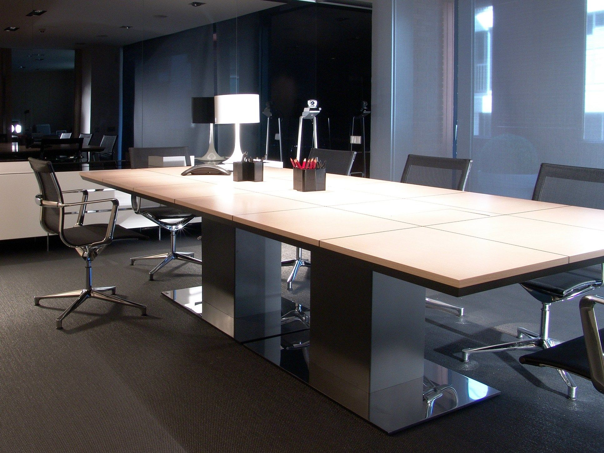 Mr 1 8 Rectangular Meeting Table By Jose Martinez Medina