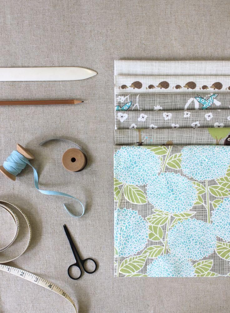 Bluebird Park - Kate & Birdie for Moda Fabrics