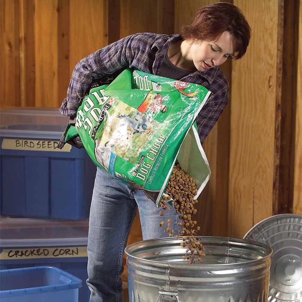 Pestcontrolservices Pest Control Dog Food Container Pest