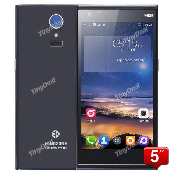 """#KINGZONE #N3 #PLUS 5.0"""" JDI HD MTK6732 64-bit Android 4.4 4G LTE Phone 13MP CAM 2GB RAM 16GB ROM  http://www.tinydeal.com/kingzone-n3-plus-50-jdi-hd-mtk6732-64-bit-android-44-4g-phone-p-145559.html"""
