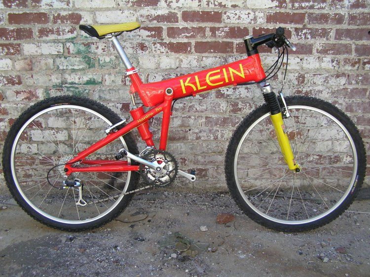 1999 2001 Klein Mantra Bike With A Large Or Xl Frame With Images