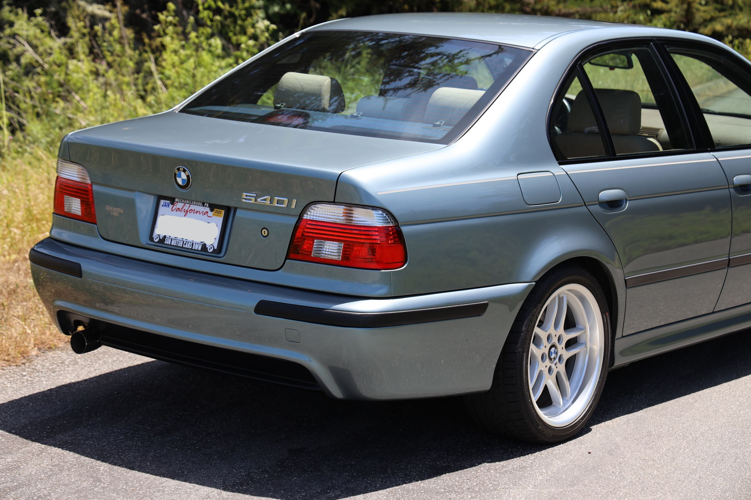 55kMile 2003 BMW 540i M Sport 6Speed Bmw, Classic cars