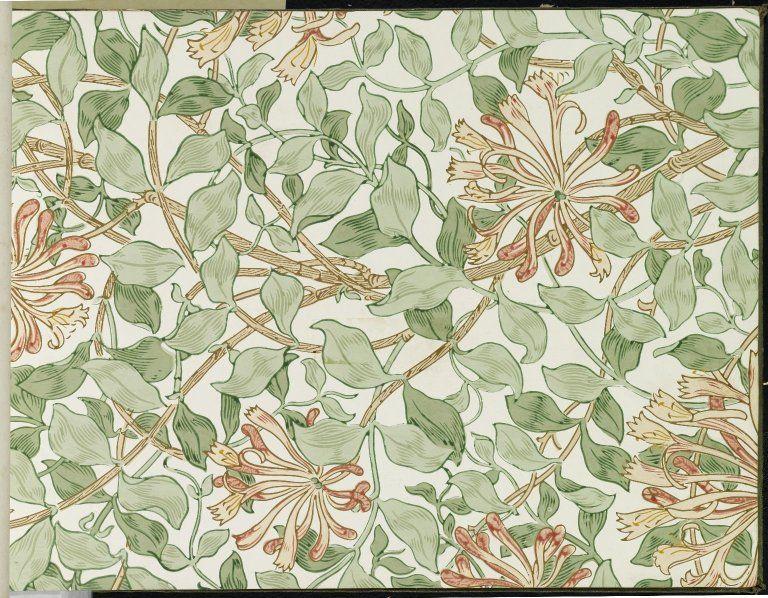 William Morris and Company William morris wallpaper