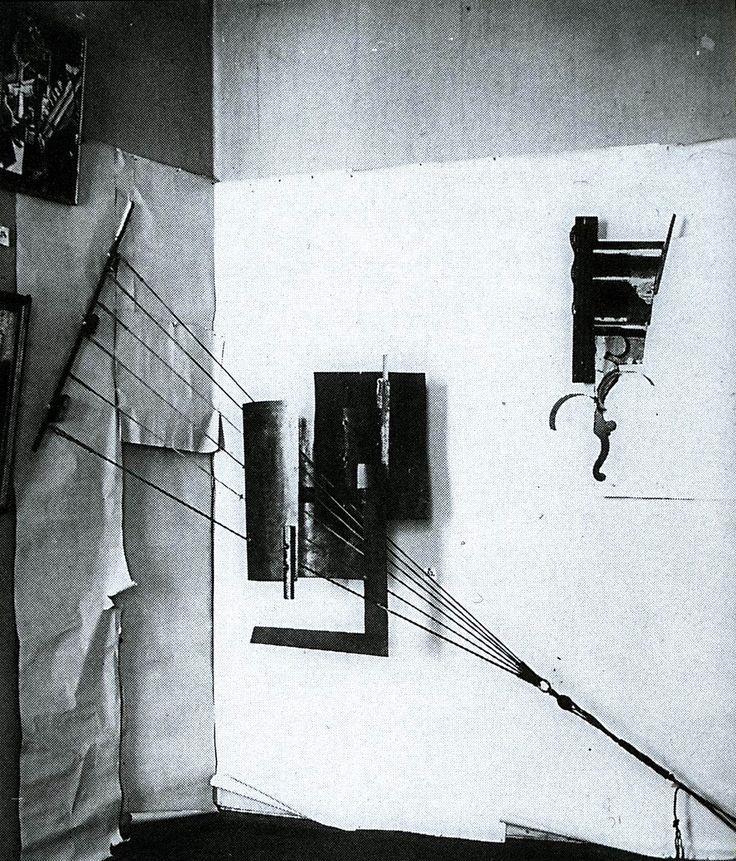 Татлин Constructivism, Suprematism, Russian constructivism