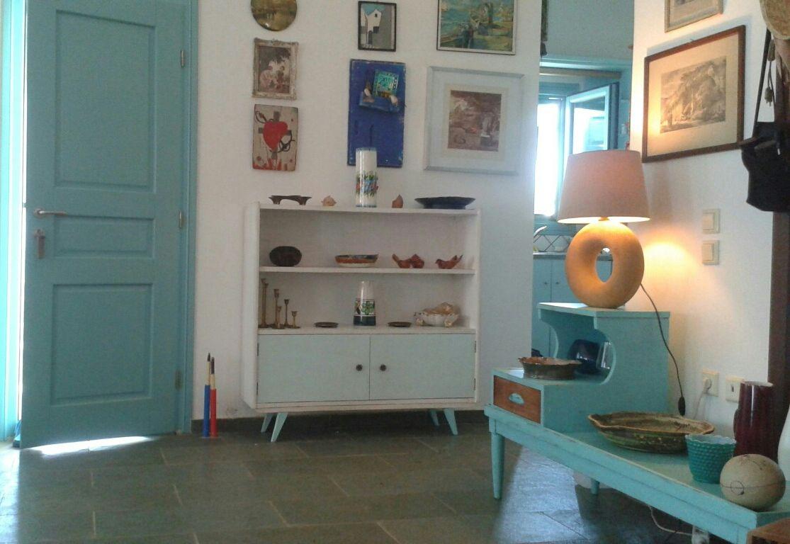 Greek island decoration, furniture makeover by Piccolaketi