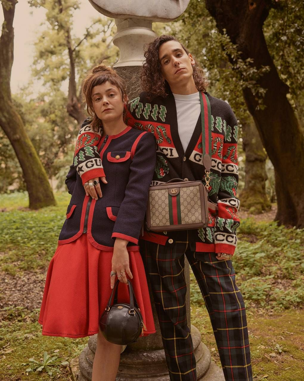 5cfd64b02 25 Ways To Gucci: Contemporary Families In The Eternal City | AW 18 ...