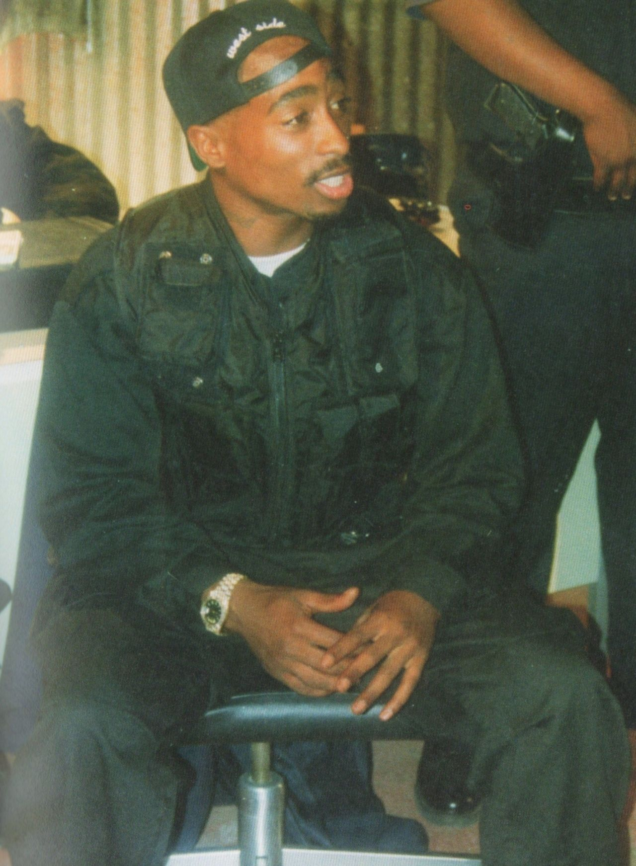 2Pac- Made Niggaz Lyrics (with Outlawz) | 2Pac