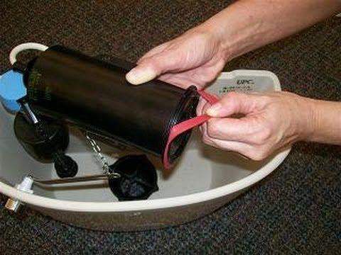 Kohler How To Replace The Seal On Canister Style Flush Valve Detailed Kohler Toilet Toilet Repair Flush Valves