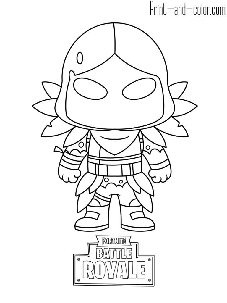 Fortnite coloring pages (With images) Superhero coloring