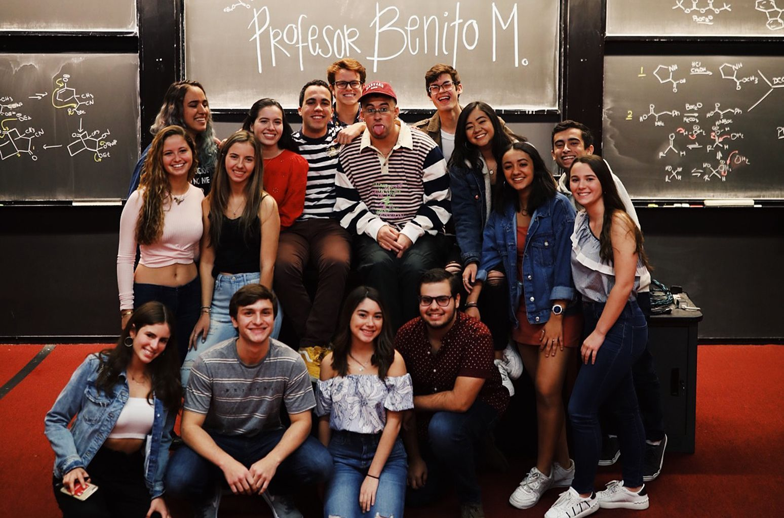 Here's What Happened When Bad Bunny Visited Harvard University #badbunny On Friday (Oct. 25), Latin trap star Bad Bunny made a special stop at Harvard University. #badbunny
