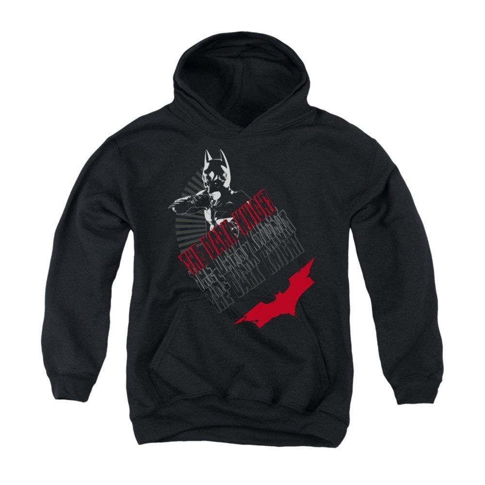 Dark Knight - Stance Youth Pull Over Hoodie