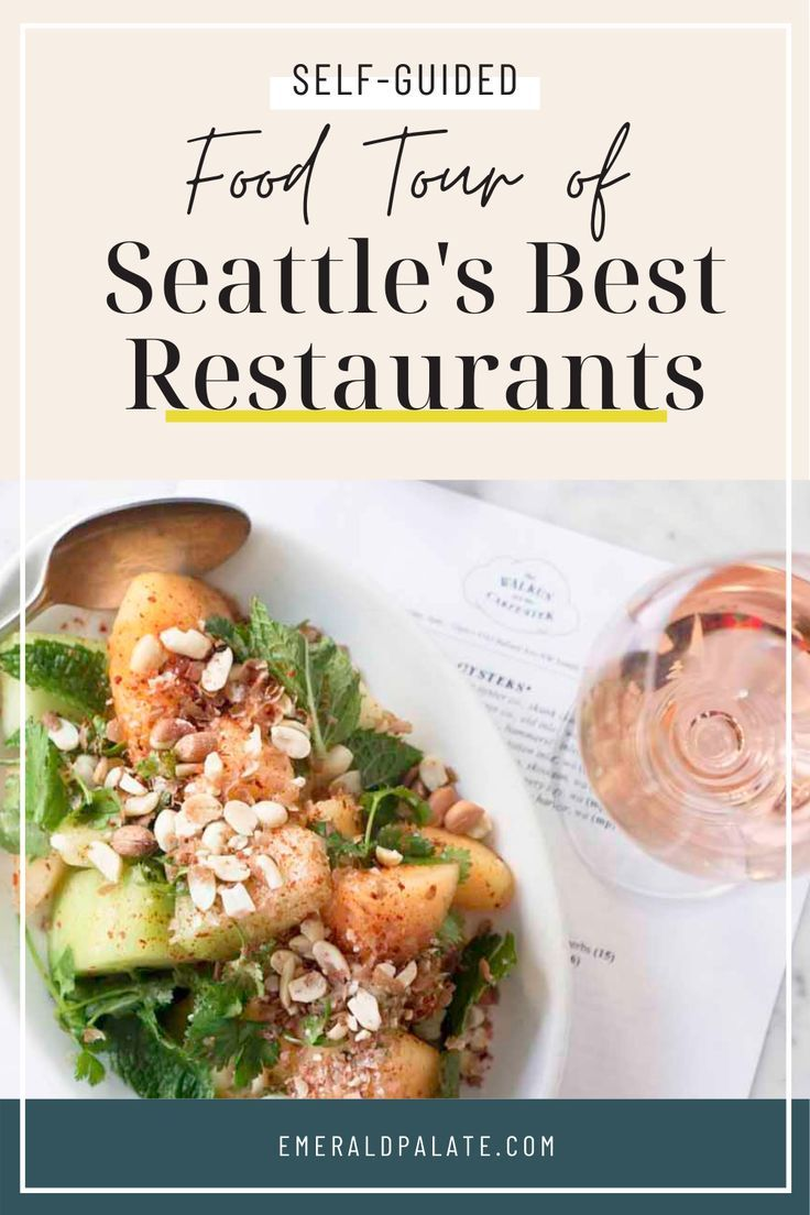 Take A Seattle Food Tour In 2020 Seattle Food Food Tours Food