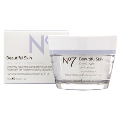 Favorite Moisturizer for 5 Months:Boots No7 Beautiful Skin Day Cream SPF15