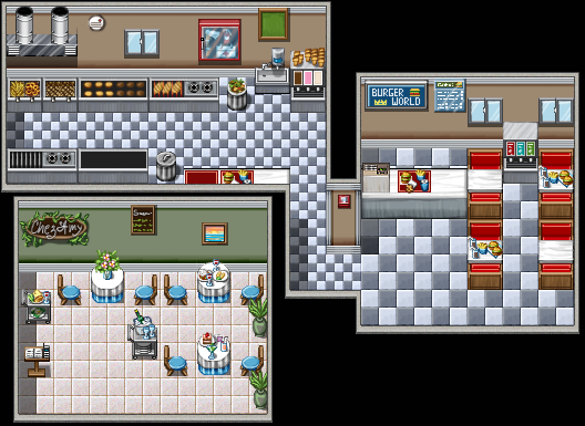 office tileset - Google Search | RPG Maker Resources in 2019