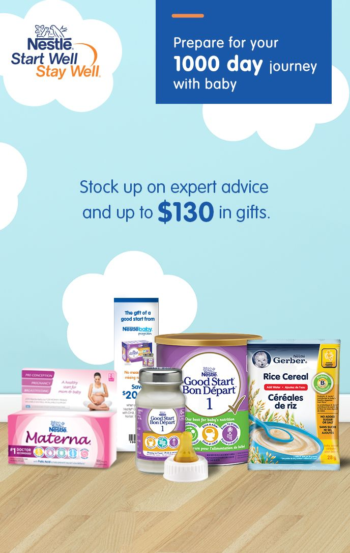 join nestl baby club to get expert advice plus coupons and free samples throughout your first 1000 days of parenthood