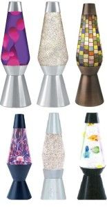 Giant 27 Inch Rocket Lava Grande Lamp Red Purple Tiffany Glitter Lava Lamp Red Purple Lava