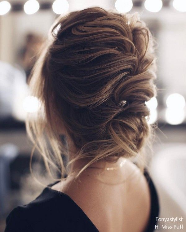 Tonya Pushkareva Long Wedding Hairstyles and Updos | style ...