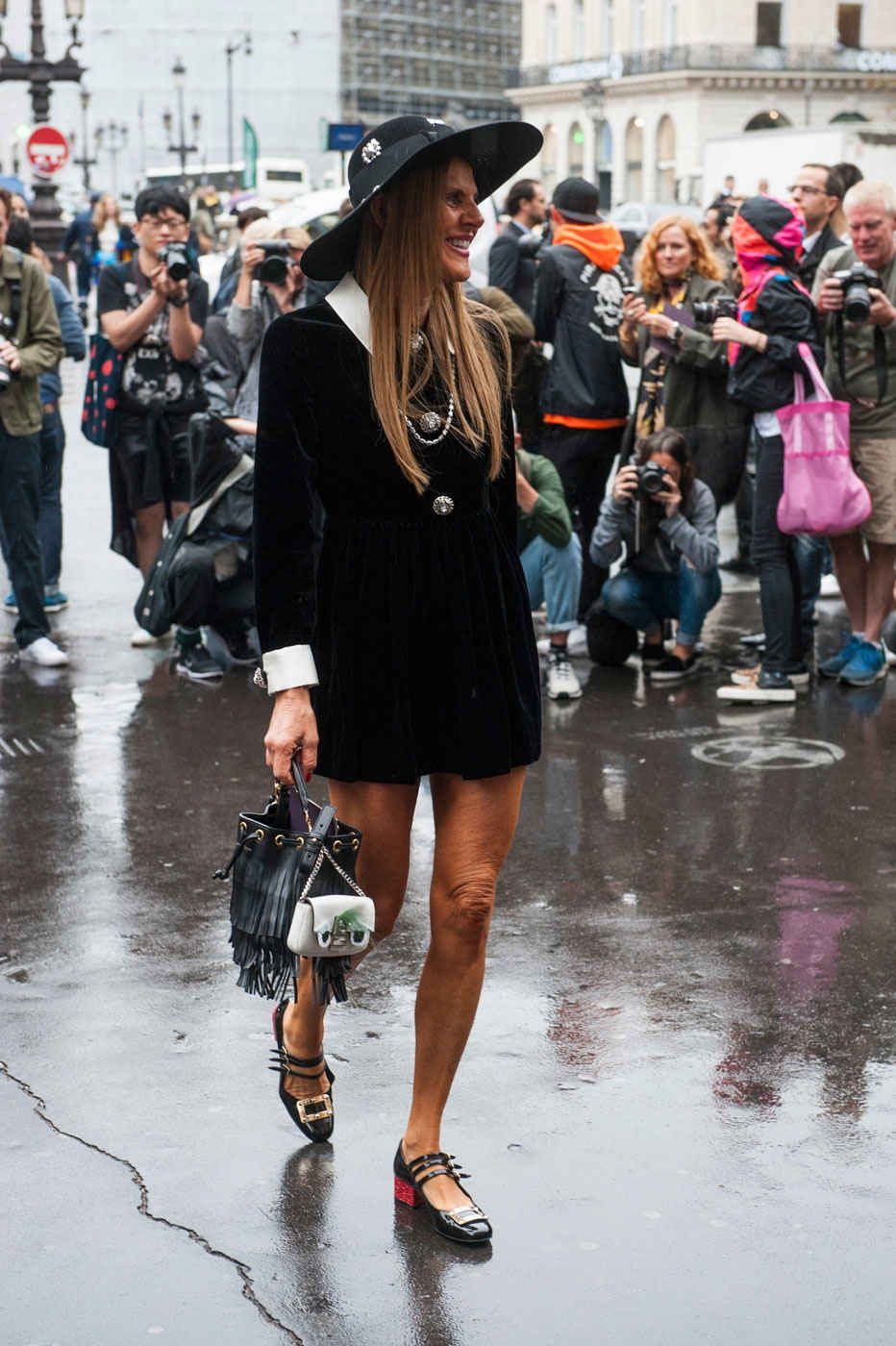 The Best Street Style From Paris Fashion Week - Fashionista