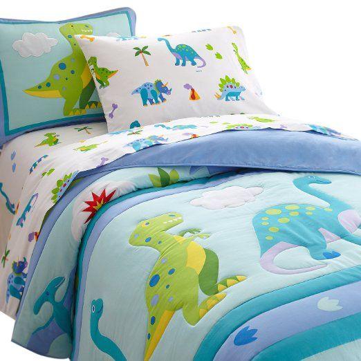 Dinosaur Bedding Decor Your Own Jurassic World Full Comforter Sets Comforter Sets Olive Kids