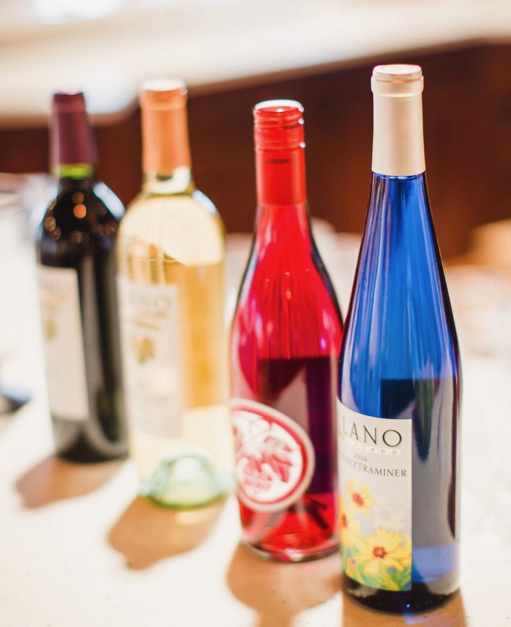 A Winning Lineup Photo Featured From Kayla Smith Photography Wine Bottle Rose Wine Bottle Bottle