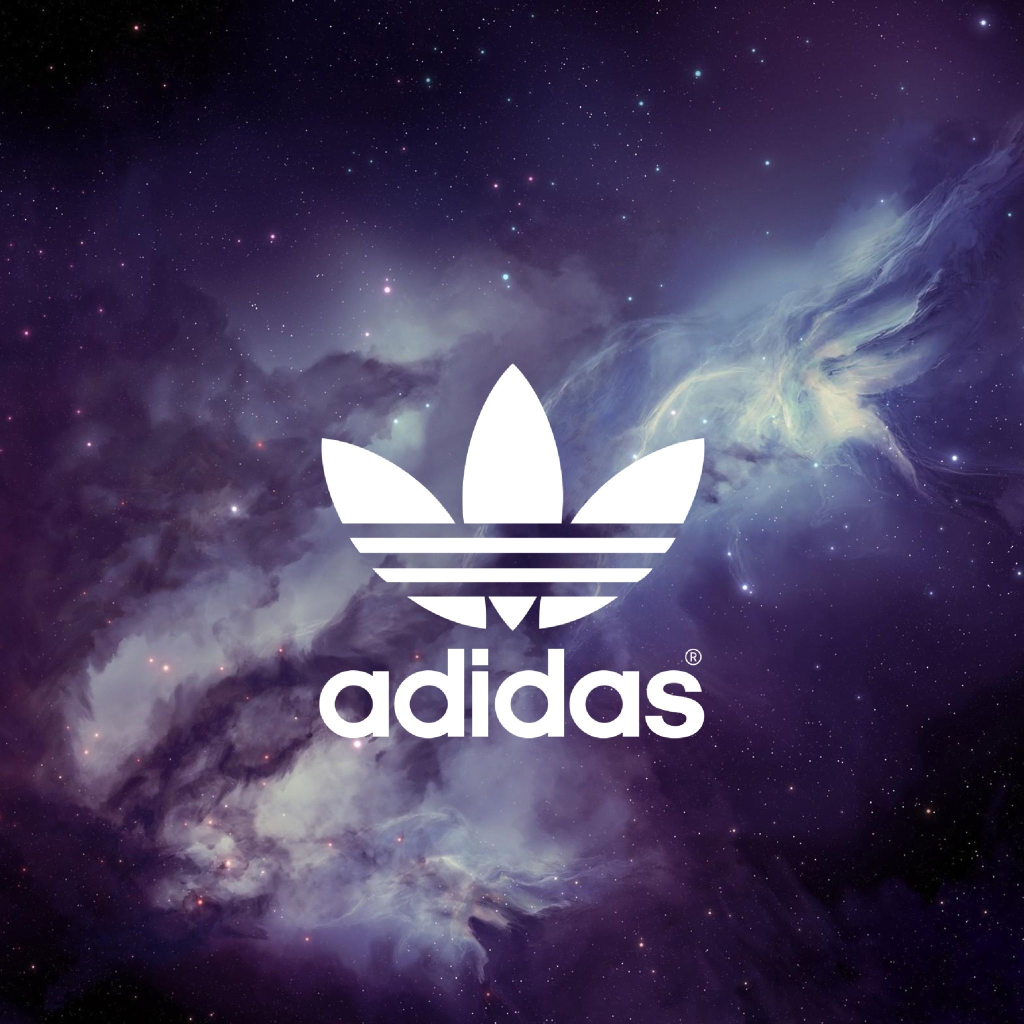 Adidas Galaxy Wallpaper Adidas wallpapers, Adidas logo