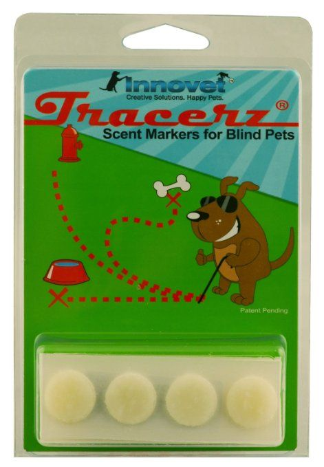 Amazon Com Tracerz For Blind Dogs New Extended Release