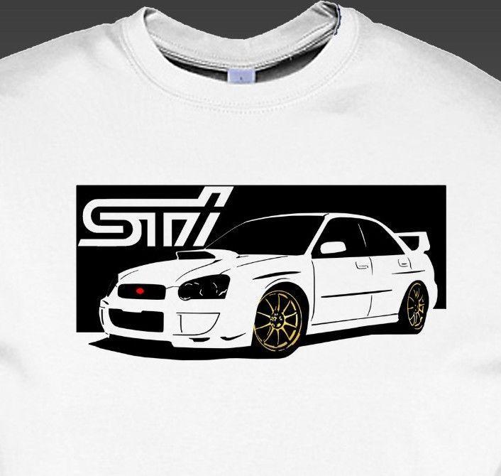 WRX STI Japan Style T-Shirt