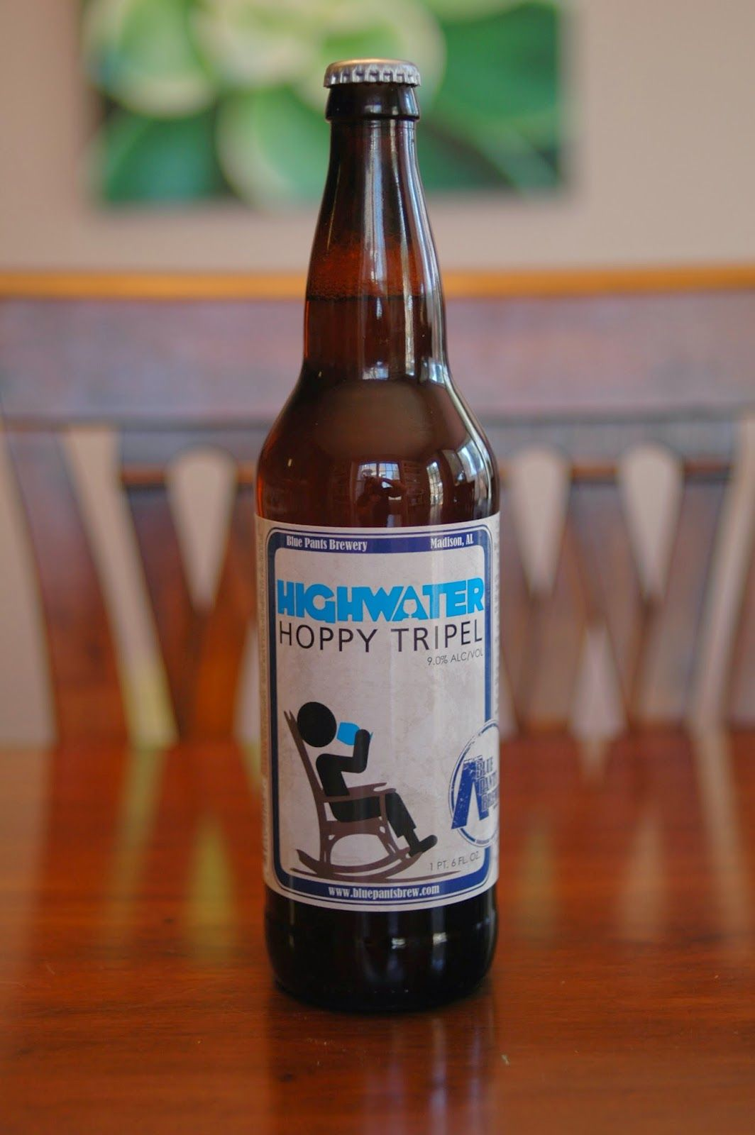 Highwater Tripel from Blue Pants