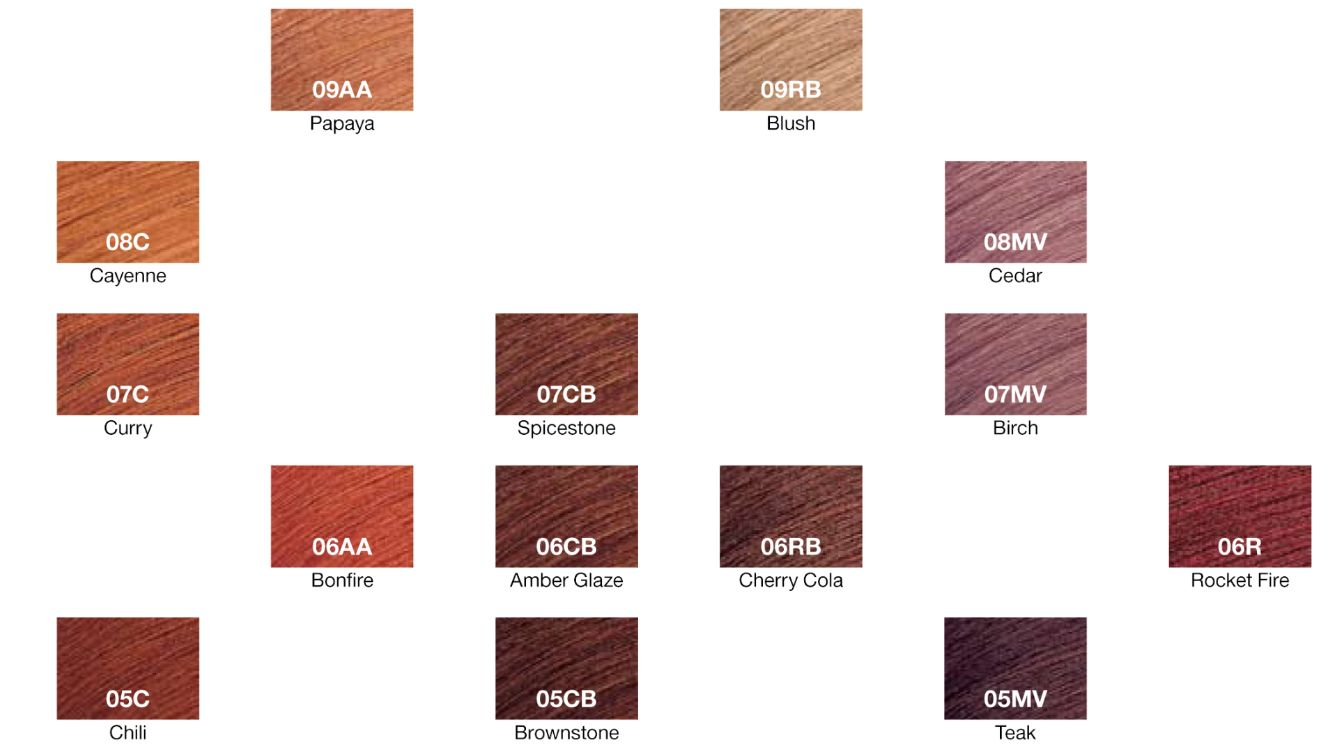 Red Shades From The Redken Shades Eq Color Gloss Chart Redken Hair Color Redken Shades Redken Hair Products