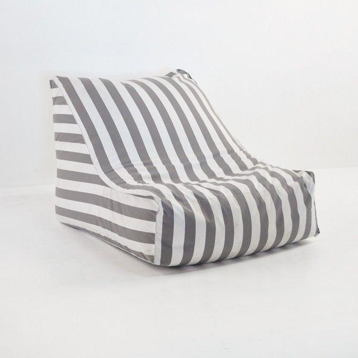 Beanbag Lounge Via Teakwarehouse Similar To Paola Lenti Zanotta Zoe Chairs
