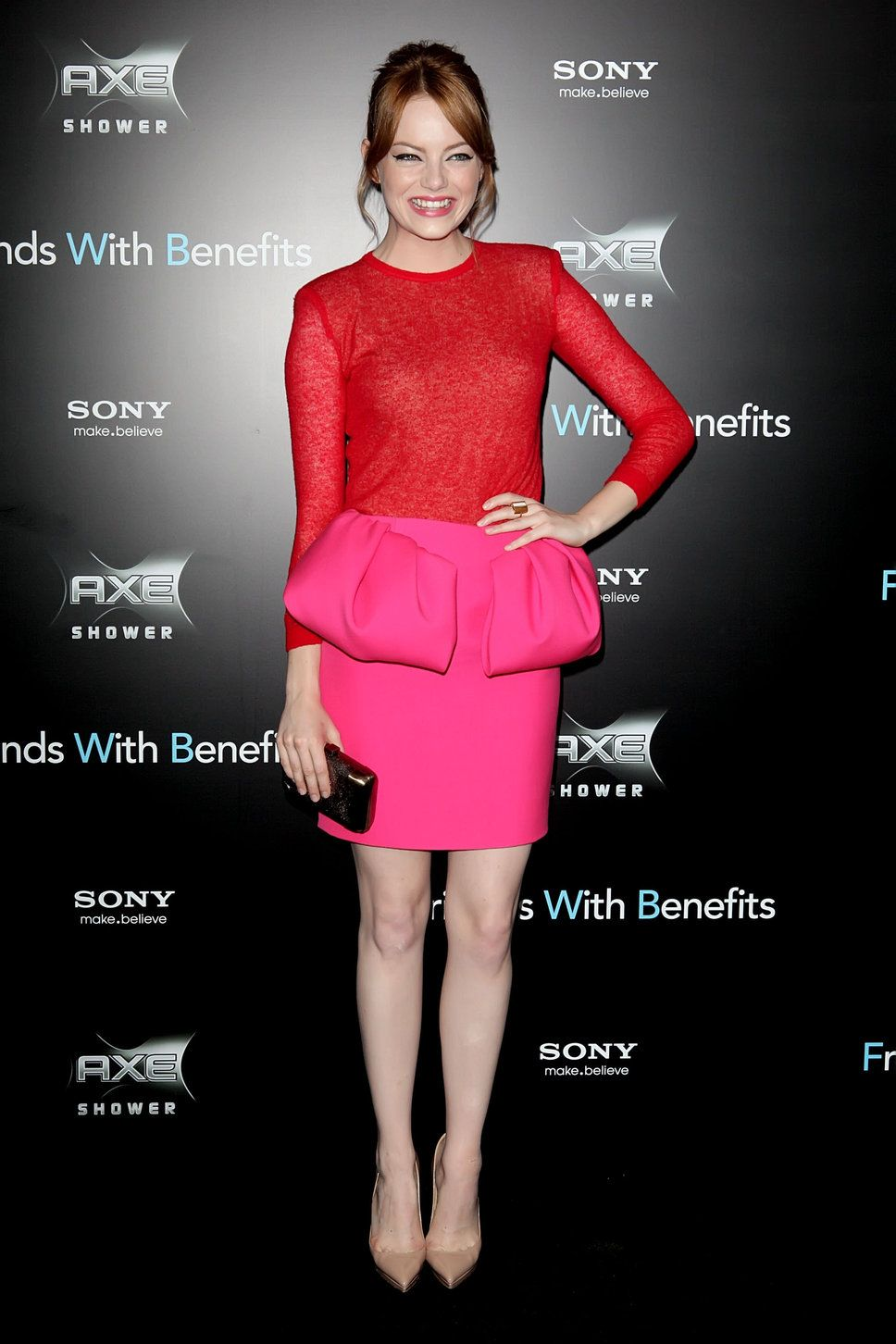 Emma Stone and Other Best Dressed Celebrities of the Week