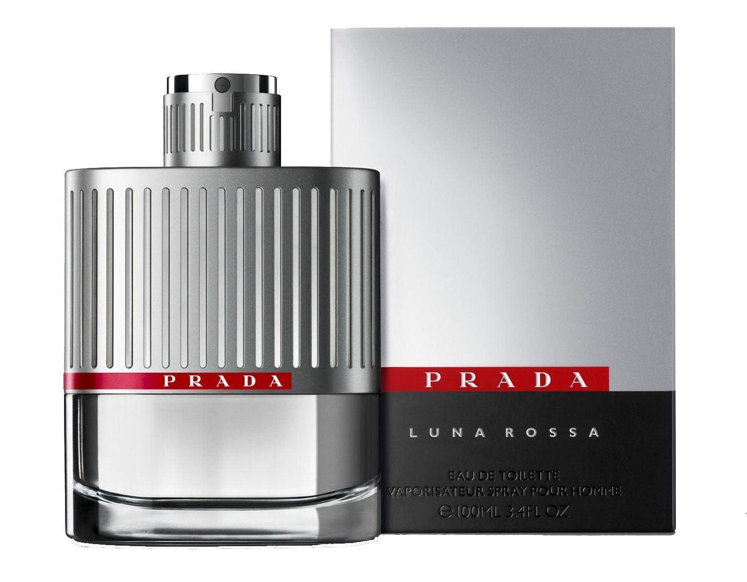 Amazon Com Prada Luna Rossa Eau De Toilette Spray For Men 3 4